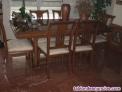 Fotos del anuncio: Conjunto muebles de comedor