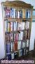 Librerías Vintage de madera maciza