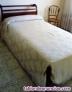 Fotos del anuncio: Vendo elegante cama de caoba