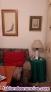 Fotos del anuncio: Sofá de tres plazas más sillón a juego de flores