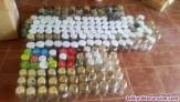 Se venden más de 200 botes conservas/miel