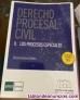 Derecho procesal civil. Los procesos especiales