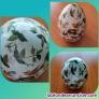 Fotos del anuncio: Singular escultura oboide de porcelana china craquelada