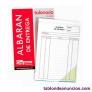 Fotos del anuncio: Lote 10 talonarios  albaranes DIN-A5