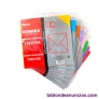 Fotos del anuncio: Lote de 216 sobres de colores 155x155mm