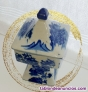 Fotos del anuncio: Caja Jarrón de porcelana con motivos japoneses