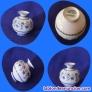 Fotos del anuncio: Jarrón esférico pintado a mano de porcelana