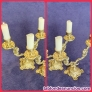 Fotos del anuncio: Preciosa pareja de candelabros