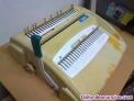 Fotos del anuncio: Encuadernadora de canutillo de plástico lamirel