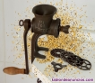 Fotos del anuncio: Picadora trituradora con 5 discos compatibles en acero