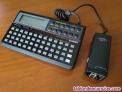 Casio digital writer hw-1 - handy writer electronic lettering system.