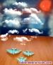 Fotos del anuncio: Golondrinas de cerámica portuguesa lacadas en azul