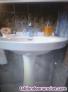 Fotos del anuncio: Baño completo ROCA color rosa palo.