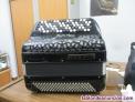 Vendo acordeon cromatico 120 bajos reducido
