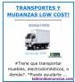 Fotos del anuncio: Transporte de muebles y demás!!
