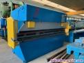 Fotos del anuncio: Plegadora hidraulica ajial 3.000x65 tm