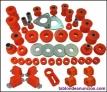 Fotos del anuncio: Silentblocks silemblock de suspension y tirantes y brazos trapecios  poliuretano