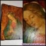 Fotos del anuncio: Virgen de PINTURICCHIO, pintura fresco sobre retablo