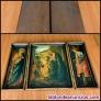 Fotos del anuncio: Triptico de forma cuadrada rectangular de óleo sobre tabla
