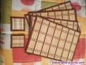 Fotos del anuncio: Manteles de madera fina
