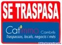 Fotos del anuncio: Agencia especializada en traspasos en la provincia