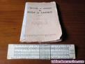 1952 nabla regla de calculo con instrucciones aprenda a manejar la regla de calc