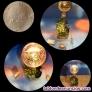 Fotos del anuncio: Original Lámpara Garrafa con estrellitas Led y bombilla multicolor