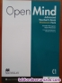 Libros open mind. Advanced. Macmillan. Advanced