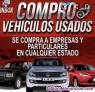 Compro coches,furgonetas,camiones etc