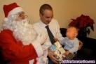 Visita de Papa Noel a domicilio y online