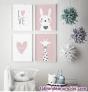 Se venden láminas decorativas para habitaciones infantiles