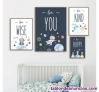 Fotos del anuncio: Se venden láminas decorativas para habitaciones infantiles