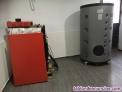 Fotos del anuncio: Se vende caldera de leña MESCOLI de llama invertida