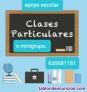 Fotos del anuncio: Clases particulares primaria y secundaria