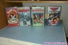 Fotos del anuncio: 52 películas  anime /manga VHS nuevas