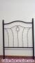 Fotos del anuncio: Cabezal - cabecero hierro cama 90 cm