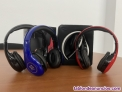Pack auriculares marca