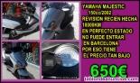 Fotos del anuncio: Yamaha majestyc 150