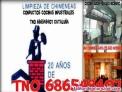 Fotos del anuncio: Deshollinador limpieza chimeneas y tubos cocina industrial