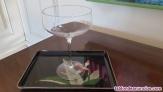 Copas cristal Rosenthal firmadas