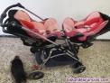 Fotos del anuncio: Coche gemelar bebe confort, impecable