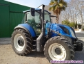 Tractor new holland t5 120