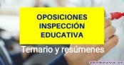 Fotos del anuncio: Temario Inspección Educativa