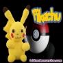 Pikachu amigurumi artesano