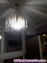 Vendo juego de lamparas de dormitorio  dos de mesita y una de techo  de lagrimit