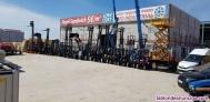 Fotos del anuncio: Vendo Maquinaria de Ocasión:Carretillas,Palas,retro-excavadoras,elevadoras,furgo