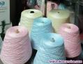 Fotos del anuncio: Perle de algodón egipcio Presencia En conos  --- 3€... 100gr En ovillos ---