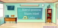 Fotos del anuncio: Material actualizado  Lomloe Oposiciones Maestro Infantil