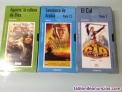 1283 Películas de vídeo VHS