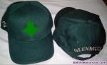 Fotos del anuncio: Gorra de Golf Glenmuir de color verde botella con logo de un club
